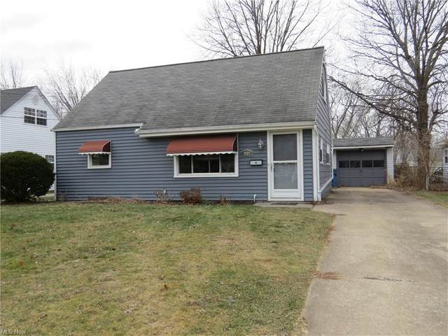 616 Dakota Avenue, Lorain, OH 44052 (MLS #4252941) :: Krch Realty