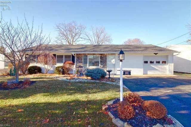 401 Gildona Drive, Sandusky, OH 44870 (MLS #4252971) :: RE/MAX Trends Realty