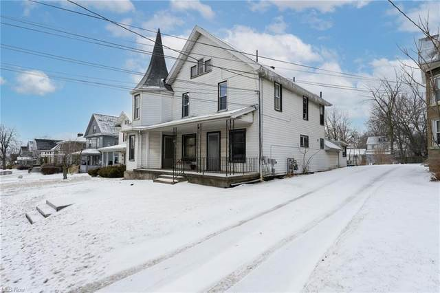 1102 Robbins Avenue, Niles, OH 44446 (MLS #4252985) :: The Holden Agency