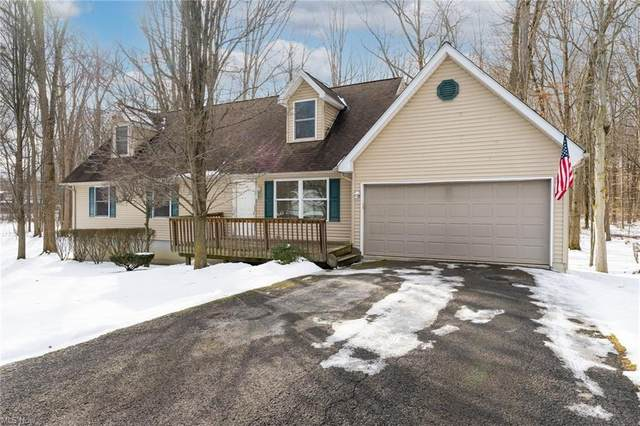 5320 Sampson Drive, Girard, OH 44420 (MLS #4252986) :: Keller Williams Chervenic Realty