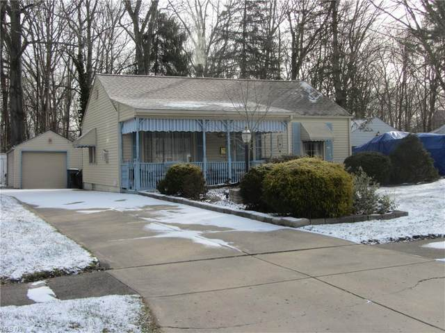 75 Rosemont Avenue, Austintown, OH 44515 (MLS #4253276) :: Keller Williams Legacy Group Realty