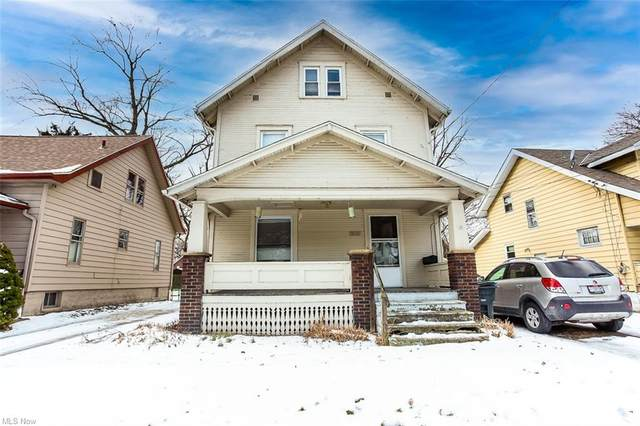 1050 Murray Avenue, Akron, OH 44310 (MLS #4253278) :: Krch Realty