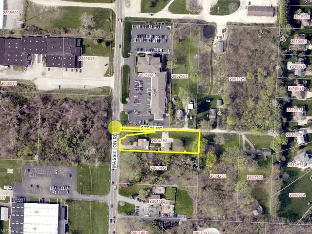 3375 Massillon Road, Green, OH 44312 (MLS #4253365) :: Keller Williams Chervenic Realty