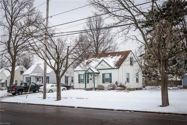 839 E Archwood Avenue, Akron, OH 44306 (MLS #4253423) :: The Jess Nader Team   RE/MAX Pathway