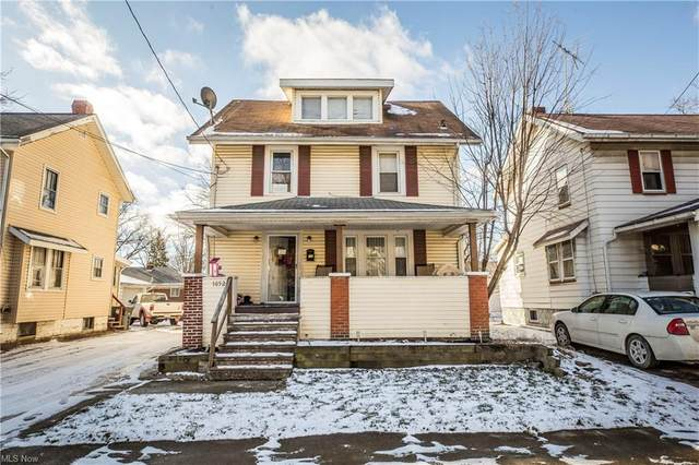 1052 Dietz Avenue, Akron, OH 44301 (MLS #4253457) :: The Jess Nader Team   RE/MAX Pathway