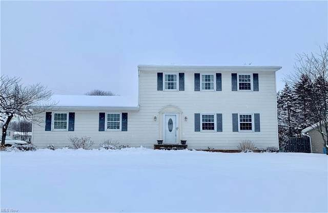 705 Ironwood Street SW, Canton, OH 44706 (MLS #4253461) :: The Holden Agency