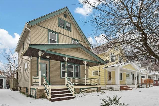 3315 W 90th Street, Cleveland, OH 44102 (MLS #4253577) :: RE/MAX Trends Realty