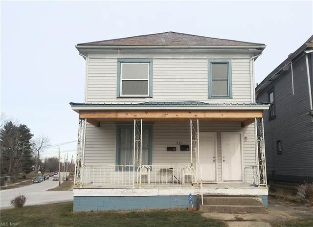 1533 Ridge Avenue, Steubenville, OH 43952 (MLS #4253717) :: RE/MAX Trends Realty