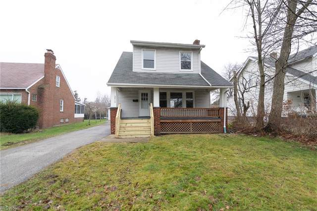 3813 Monticello Boulevard, Cleveland Heights, OH 44121 (MLS #4253730) :: The Art of Real Estate