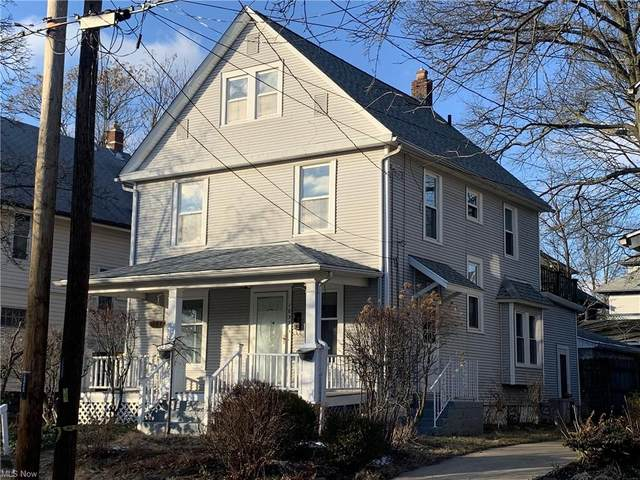 1037 Jefferson Avenue, Akron, OH 44302 (MLS #4253822) :: The Holly Ritchie Team