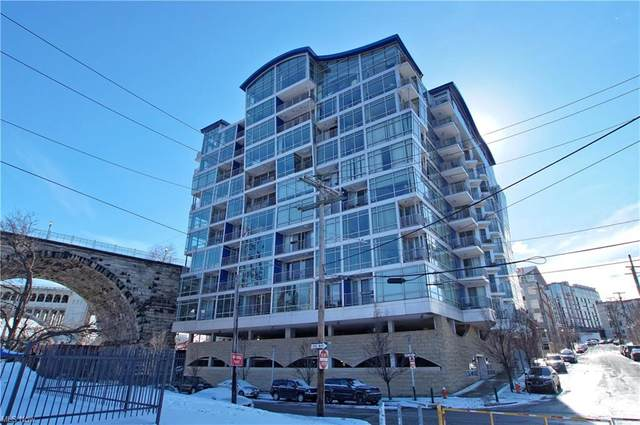 1237 Washington Avenue #504, Cleveland, OH 44113 (MLS #4253830) :: The Holden Agency