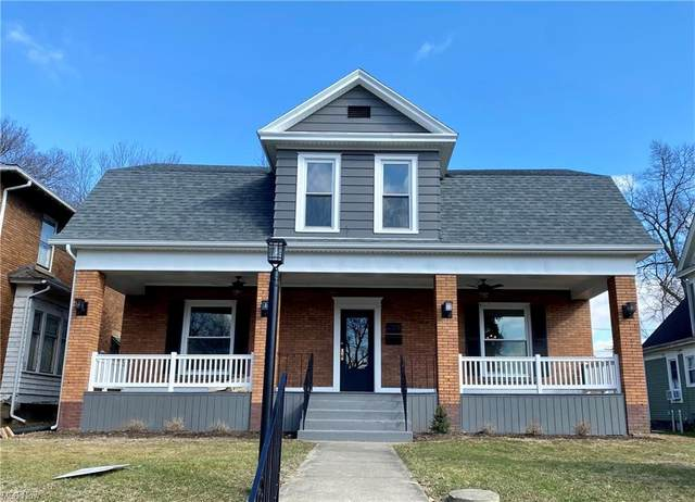 360 S 3rd Street, Coshocton, OH 43812 (MLS #4253848) :: The Art of Real Estate