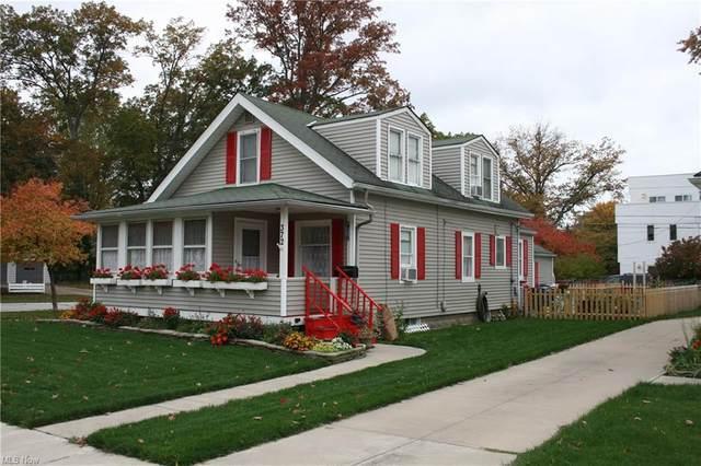 372 Elmwood Road, Bay Village, OH 44140 (MLS #4253852) :: The Art of Real Estate