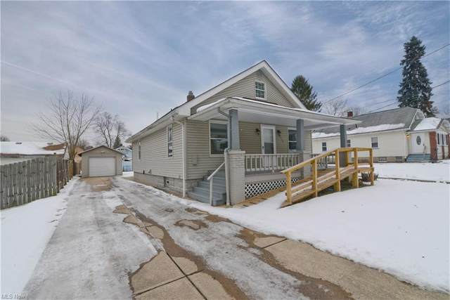 116 Clifton Drive, Boardman, OH 44512 (MLS #4254231) :: RE/MAX Trends Realty