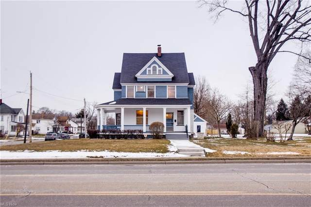 706 Robbins Avenue, Niles, OH 44446 (MLS #4254252) :: The Holden Agency
