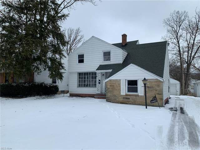 19407 Shakerwood Road, Warrensville Heights, OH 44122 (MLS #4254290) :: Keller Williams Chervenic Realty