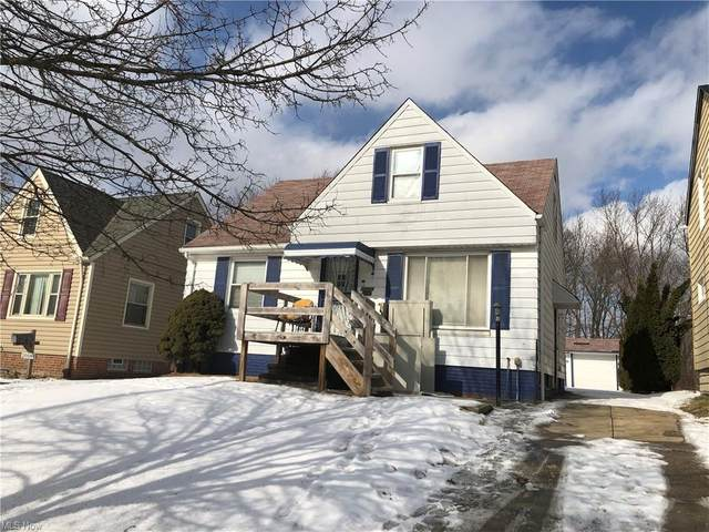 20109 Raymond Street, Maple Heights, OH 44137 (MLS #4254425) :: RE/MAX Edge Realty