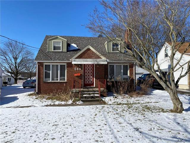 544 S Schenley Avenue, Youngstown, OH 44509 (MLS #4254502) :: RE/MAX Trends Realty