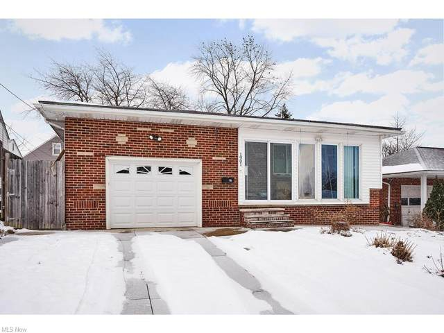 1901 Thornapple Avenue, Akron, OH 44301 (MLS #4254630) :: RE/MAX Trends Realty