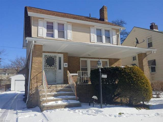 923 Selwyn Road, Cleveland Heights, OH 44112 (MLS #4254663) :: Keller Williams Chervenic Realty
