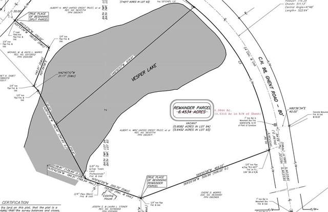 Lot C Ghent Road, Fairlawn, OH 44333 (MLS #4254729) :: RE/MAX Edge Realty