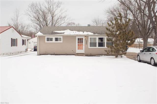 546 Berkshire Road, Elyria, OH 44035 (MLS #4254785) :: RE/MAX Edge Realty