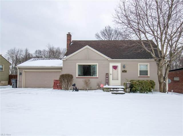 2841 Noel Drive, Youngstown, OH 44509 (MLS #4254834) :: RE/MAX Trends Realty