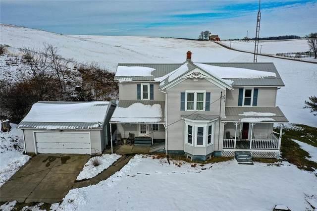 1545 Bellflower Road, Minerva, OH 44657 (MLS #4254943) :: Tammy Grogan and Associates at Cutler Real Estate