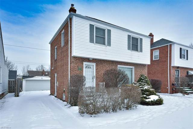 4173 Hinsdale Road, South Euclid, OH 44121 (MLS #4254946) :: Tammy Grogan and Associates at Cutler Real Estate
