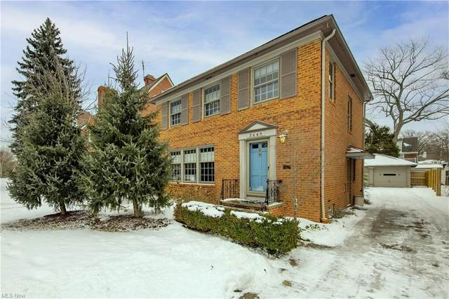 3649 Lynnfield Road, Shaker Heights, OH 44122 (MLS #4254979) :: Krch Realty