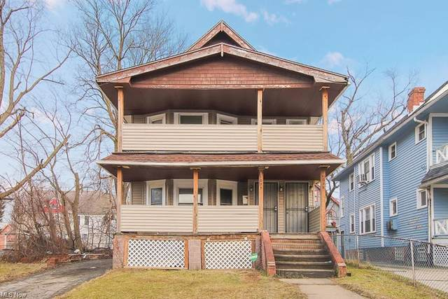 1077 E 143rd Street, Cleveland, OH 44110 (MLS #4255010) :: RE/MAX Trends Realty