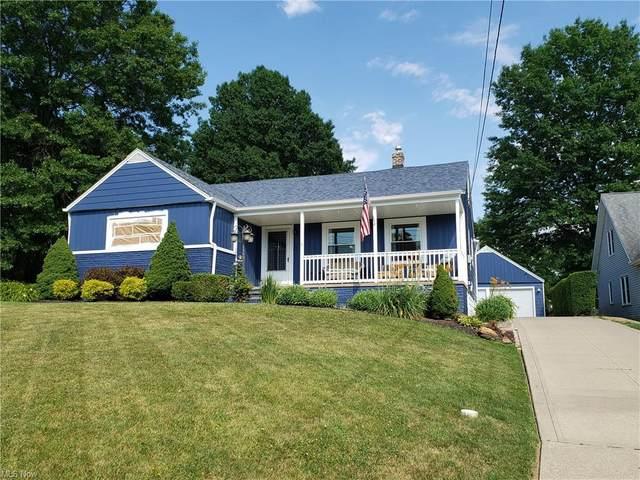 6235 Hathaway Road, Garfield Heights, OH 44125 (MLS #4255077) :: Keller Williams Chervenic Realty