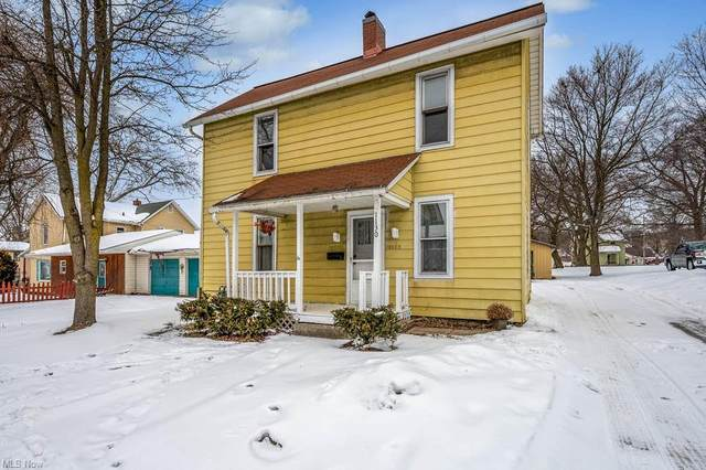 1130 E Pershing Street, Salem, OH 44460 (MLS #4255147) :: Keller Williams Legacy Group Realty