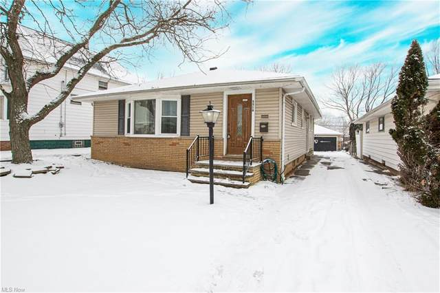 5516 Cumberland Drive, Garfield Heights, OH 44125 (MLS #4255148) :: Keller Williams Legacy Group Realty