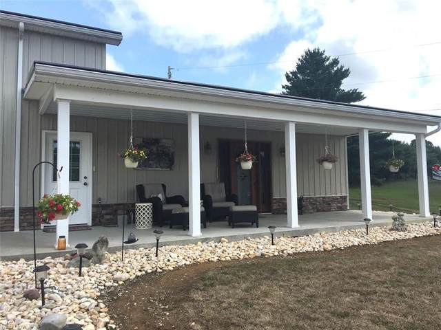 65 Cherry Hill Lane, Belpre, OH 45714 (MLS #4255222) :: Keller Williams Chervenic Realty