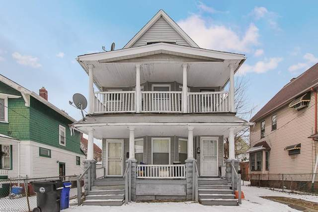 674 E 118th Street, Cleveland, OH 44108 (MLS #4255256) :: The Holden Agency