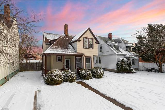1589 Coutant Avenue, Lakewood, OH 44107 (MLS #4255257) :: RE/MAX Trends Realty