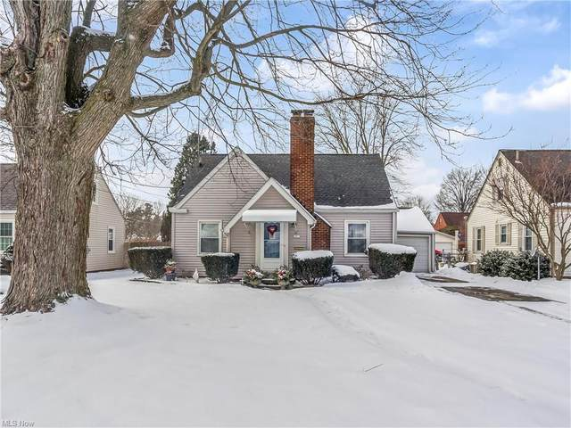407 Poplar Avenue NW, Canton, OH 44708 (MLS #4255282) :: The Art of Real Estate