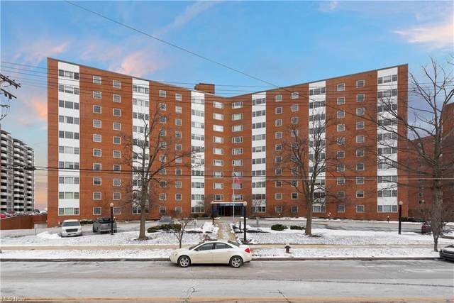 11850 Edgewater Drive #302, Lakewood, OH 44107 (MLS #4255465) :: The Holden Agency