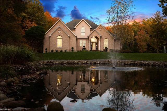 2255 N Duck Creek Road, North Jackson, OH 44451 (MLS #4255478) :: The Holden Agency