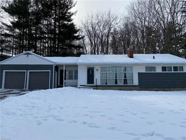 1666 Meadowlane Drive SE, North Canton, OH 44709 (MLS #4255553) :: The Holden Agency