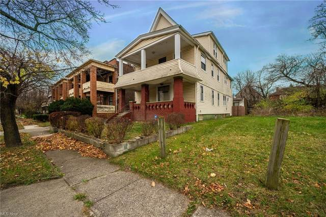 1658 Delmont Avenue, Cleveland, OH 44112 (MLS #4255558) :: The Holden Agency