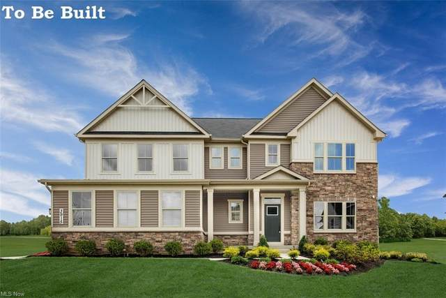7131 Stonegate Circle NE, Canton, OH 44721 (MLS #4255574) :: The Holden Agency