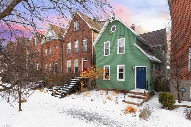 2113 W 7th Street, Cleveland, OH 44113 (MLS #4255691) :: The Holden Agency