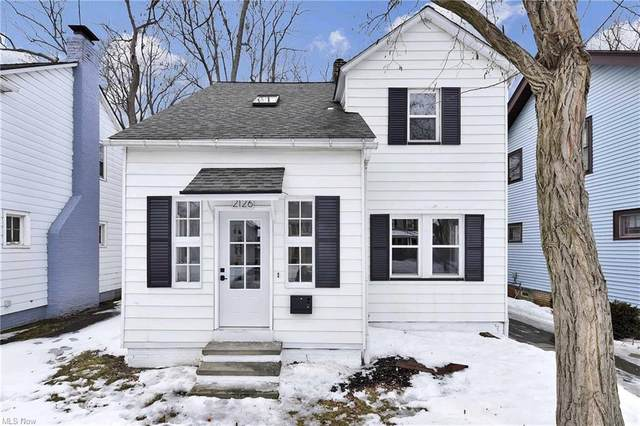 2126 Belle Avenue, Lakewood, OH 44107 (MLS #4255736) :: The Art of Real Estate