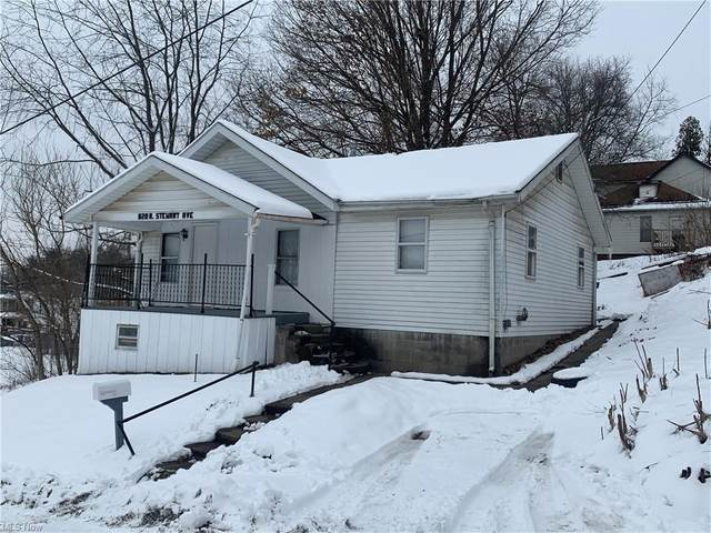 820 Stewart Avenue, Cambridge, OH 43725 (MLS #4255749) :: Tammy Grogan and Associates at Cutler Real Estate