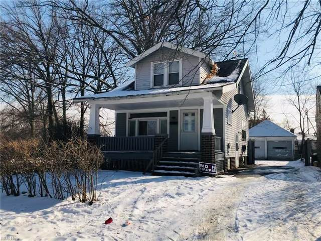 12313 Mcgowan Avenue, Cleveland, OH 44135 (MLS #4255773) :: The Art of Real Estate