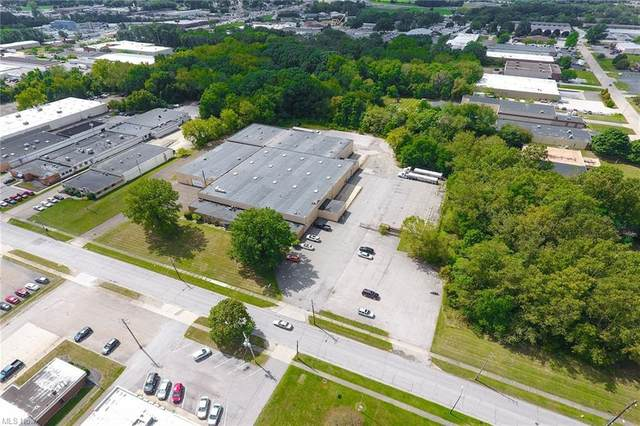 1550 Industrial Parkway, Akron, OH 44310 (MLS #4255786) :: The Holden Agency