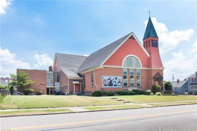 185 3rd Street NW, Barberton, OH 44203 (MLS #4255809) :: Keller Williams Legacy Group Realty