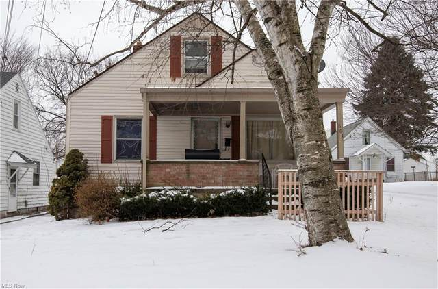 861 Detriot Avenue, Youngstown, OH 44502 (MLS #4255836) :: Krch Realty